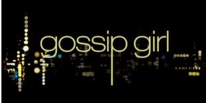 Logo da série original de Gossip Girl
