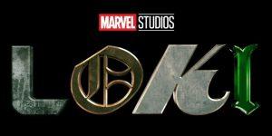 Novo logo da série Loki