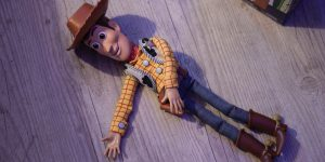 Woody, personagem da Pixar