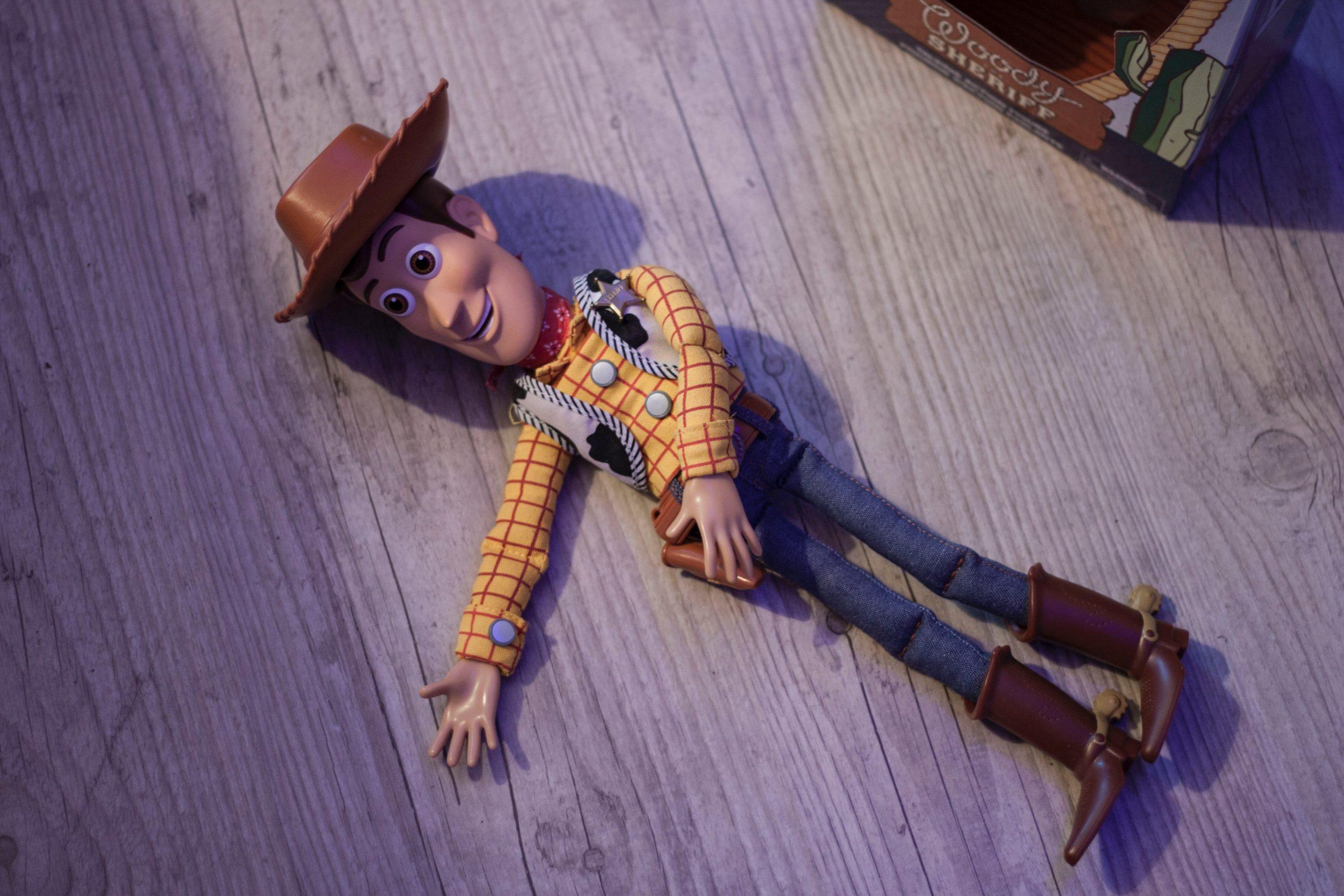 Woody, personagem da Pixar