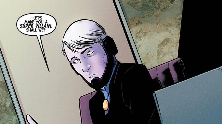 Mercador do Poder nos quadrinhos da Marvel