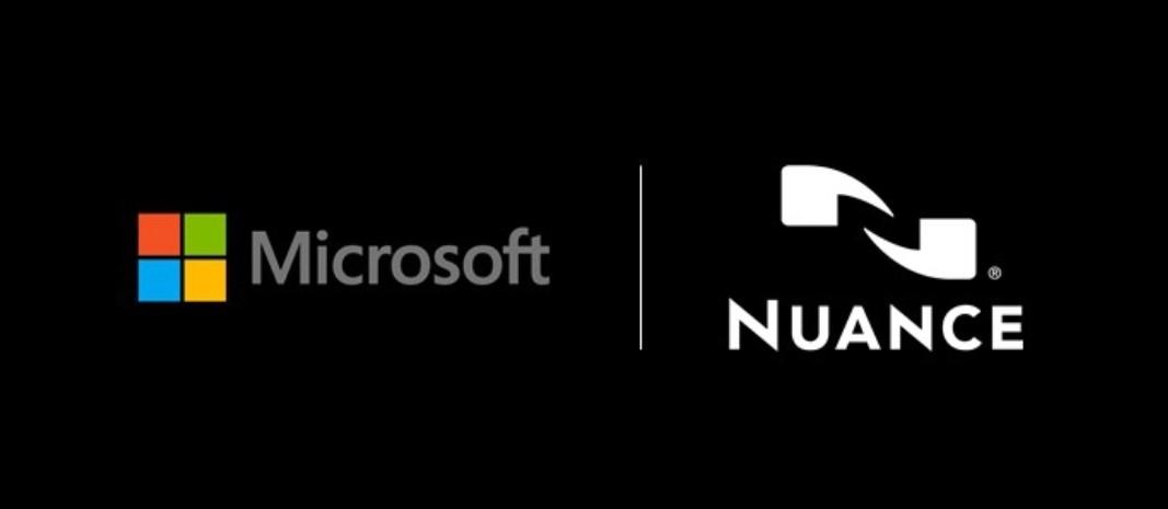 Nuance Communications é comprada pela Microsoft por quase 20 bilhões