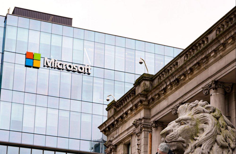 Microsoft busca uma plataforma de interação com os consumidores