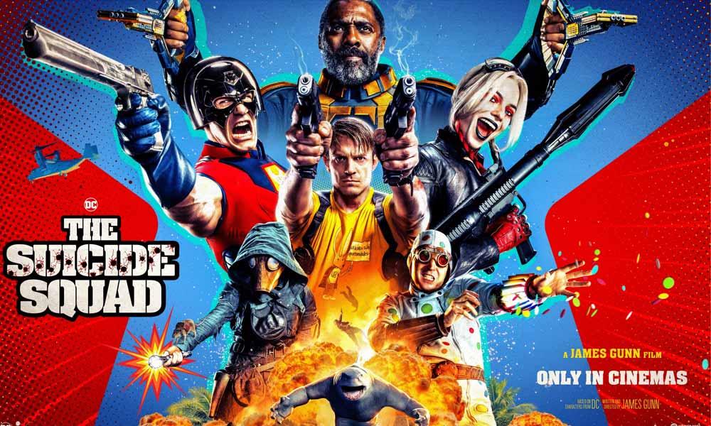 Próximos filmes da DC - O Esquadrão Suicida está marcado para sair no dia 06 de agosto de 2021
