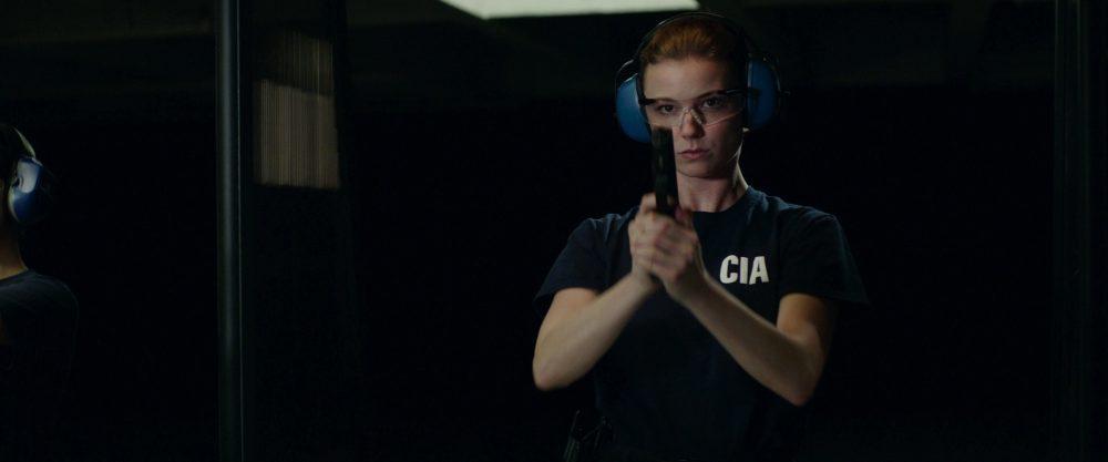 Sharon Carter CIA
