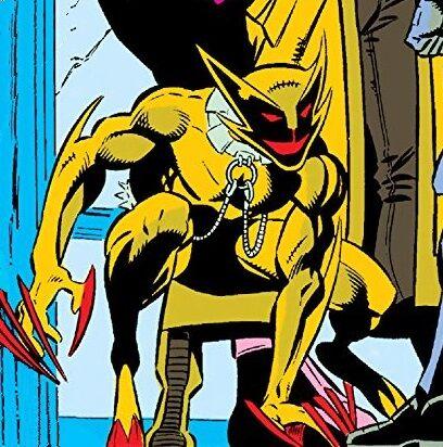 Smiling Tiger nos quadrinhos da Marvel