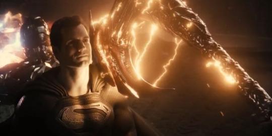 Snyder Cut - Novo trailer mostra o fim da trilogia de Zack Snyder no DCEU