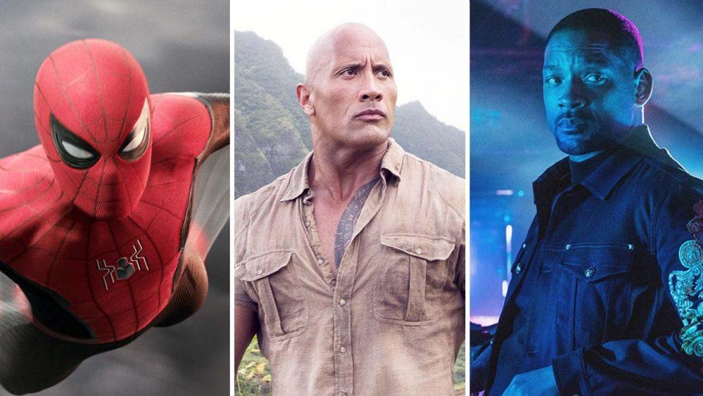 Homem-Aranha, Jumanji e Bad Boys são uns dos destaques da Sony para o catálogo da Netflix