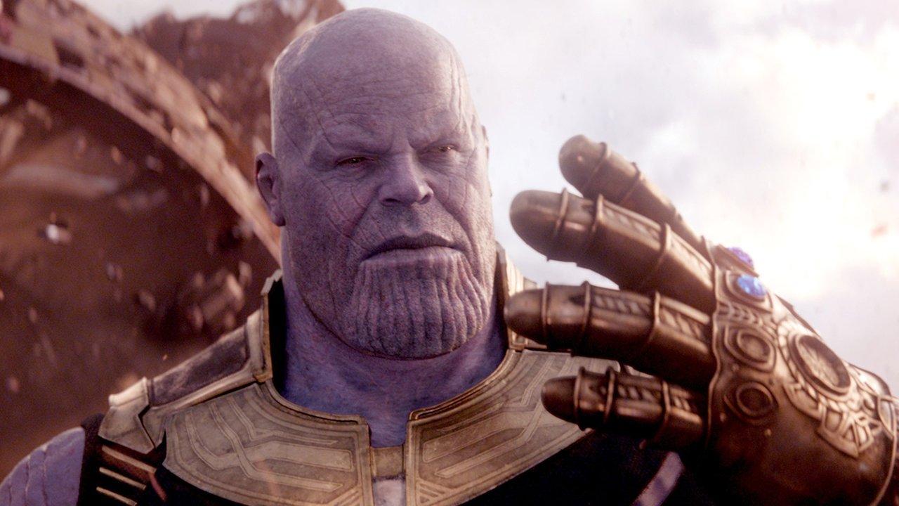Thanos no MCU