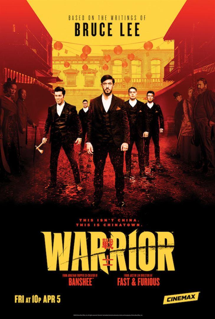 Warrior - Poster da série