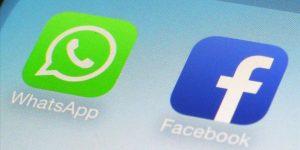 facebook e whatsapp podem ter integração de mensagens