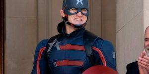 Wyatt Russell como Capitão America