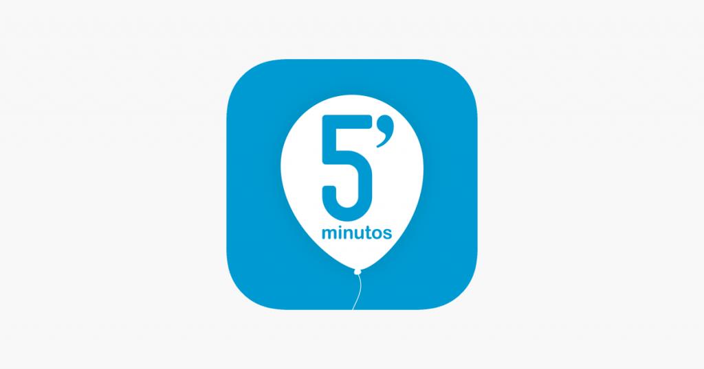 5 Minutos para meditação
