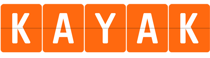 Kayak aplicativo para viagem