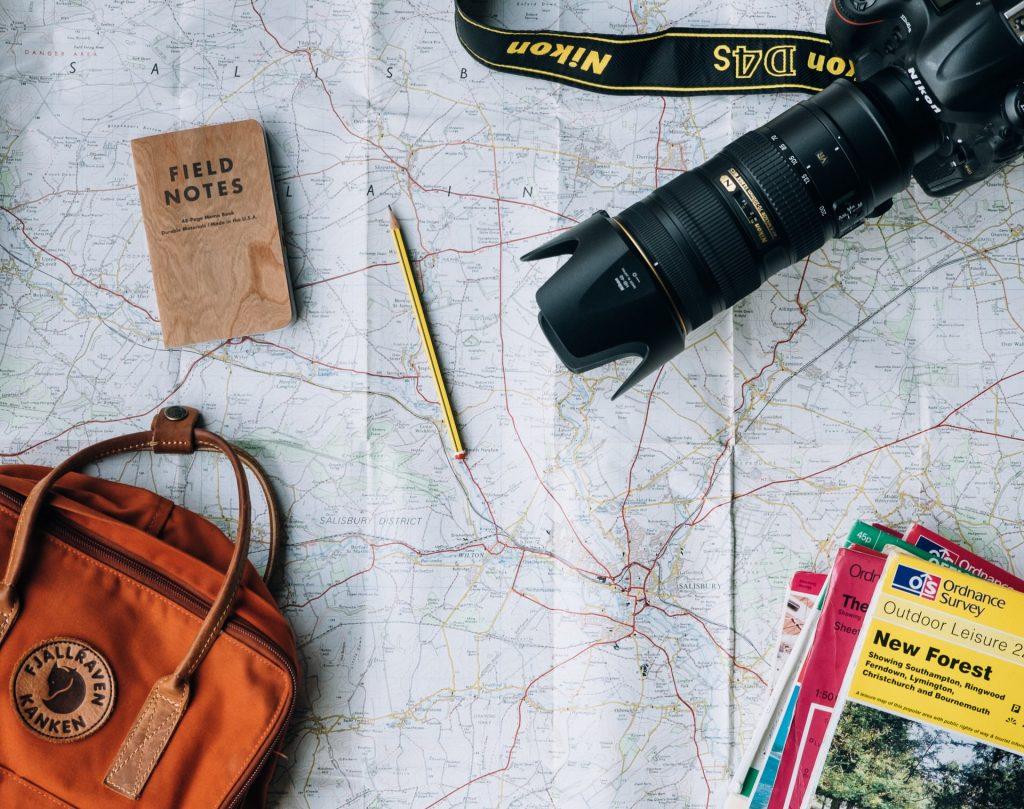 Melhores aplicativos de viagem