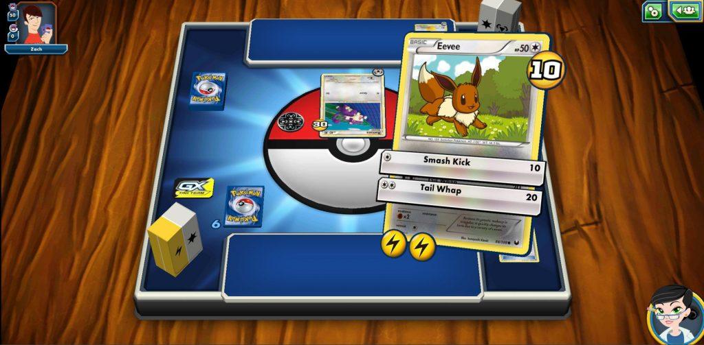 Jogos de Cartas Grátis para Celular - Pokémon TCG Online