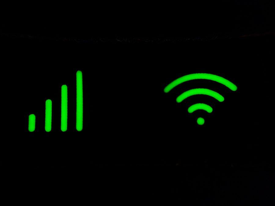 Imagem representando os dados móveis de seu plano e wi-fi