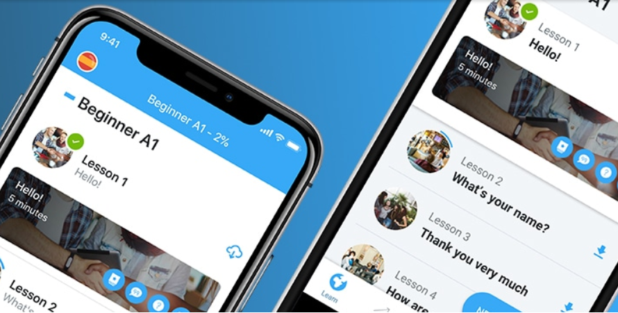 O Busuu é um aplicativo com cursos de línguas para aprender do zero