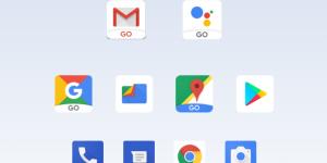 aplicativos android go