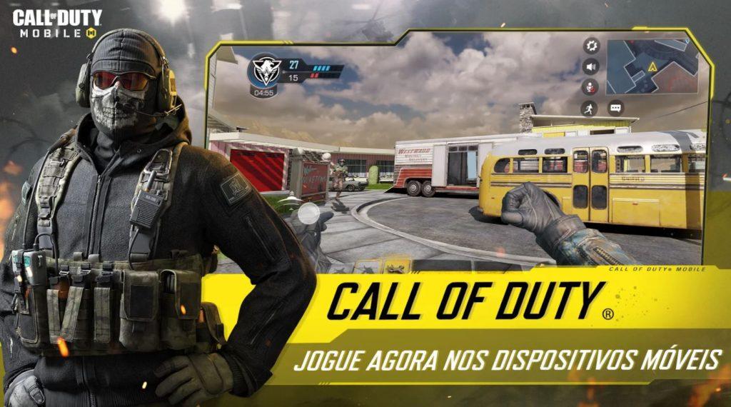Imagem de divulgação de Call of Duty: Mobile (Imagem: Divulgação/Activision Publishing, Inc.)