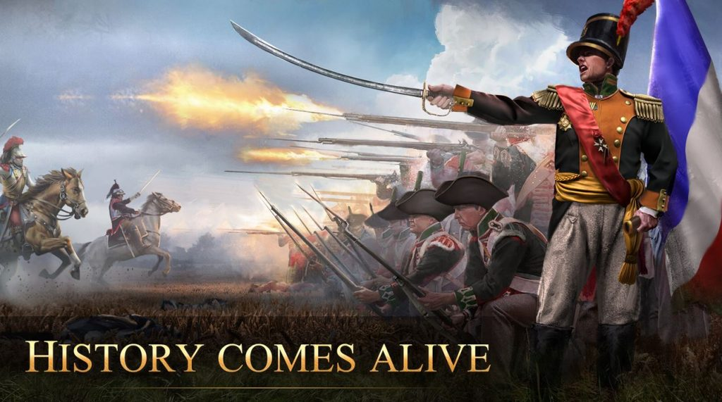Imagem de divulgação do game Grande Guerra: Guerra Europeia (Imagem: Divulgação/JOYNOWSTUDIO)