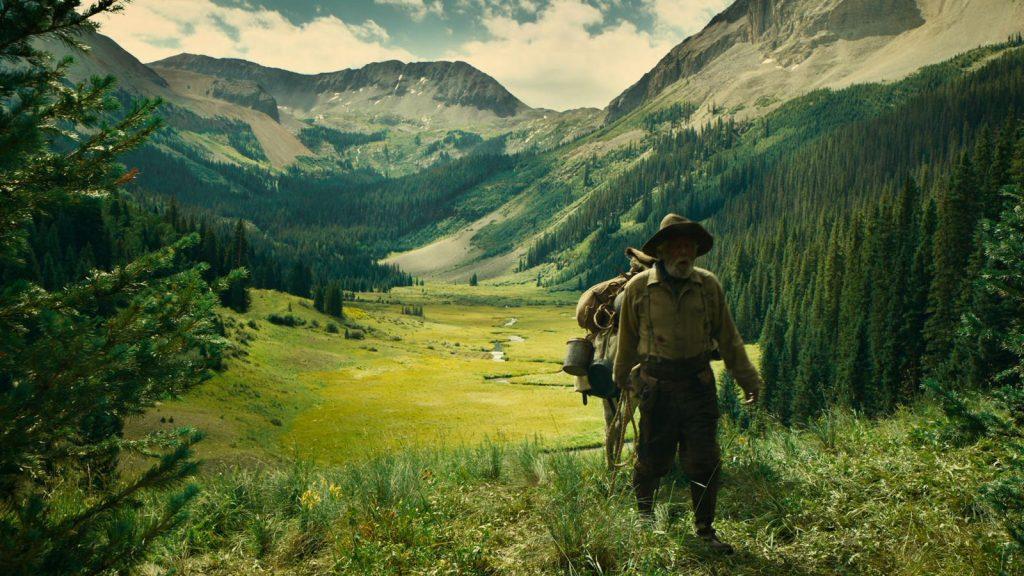 Cena da história All Gold Canyon no filme A balada de Buster Scruggs (Imagem: Divulgação/Netflix)