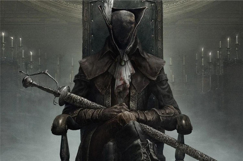 Imagem promocional de Bloodborne, game da FromSoftware exclusivo de PlayStation 4 (Imagem: Divulgação/FromSoftware)