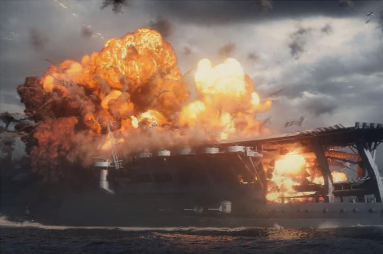 Cena do trailer do novo Call of Duty: Vanguard (Imagem: Divulgação/Activision)