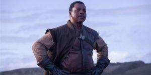 Carl Weathers como Greef Karga em The Mandalorian (Imagem: Divulgação/Disney+ | Lucasfilm)