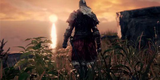 Cena do trailer de Elden Ring (Imagem: Divulgação/FromSoftware)
