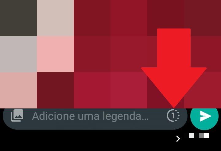 Como enviar fotos e vídeos no WhatsApp que desaparecem (Captura: Alexandre Garcia Peres/Tech News Brasil)