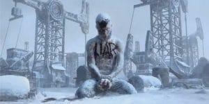 Cena do trailer de anúncio de Frostpunk 2 (Imagem: Divulgação/11 Bit Studios )