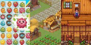 Jogos de Fazenda para Celular / Mobile - Conheça os melhores! (Imagem: Reprodução/Google Play)