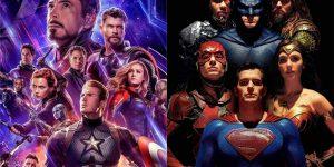 Kevin Feige não descarta um crossover entre Marvel e DC (Imagem: Reprodução/ Marvel | DC)