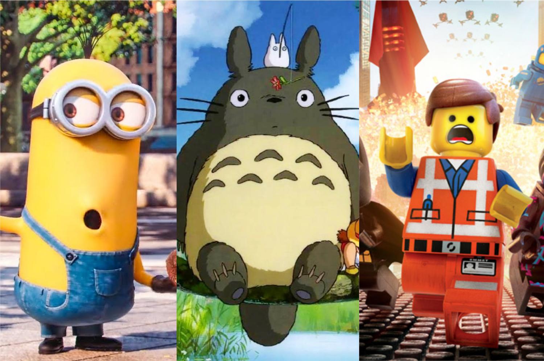 7 melhores animações da Netflix para ver com a família (Imagem: Divulgação/Illumination Entertainment | Studio Ghibli | Warner Bros. Pictures)
