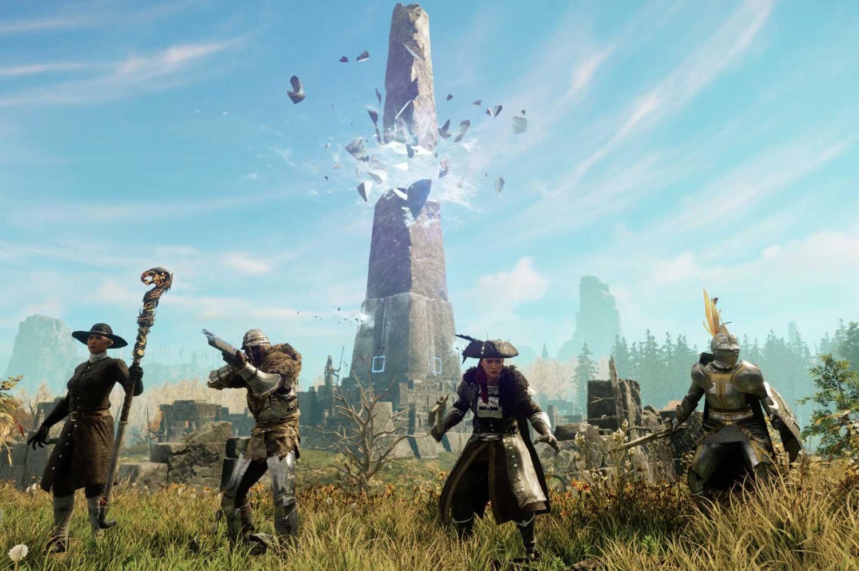 Data de lançamento de New World é adiada após beta fechado (Imagem: Divulgação/Amazon Games)