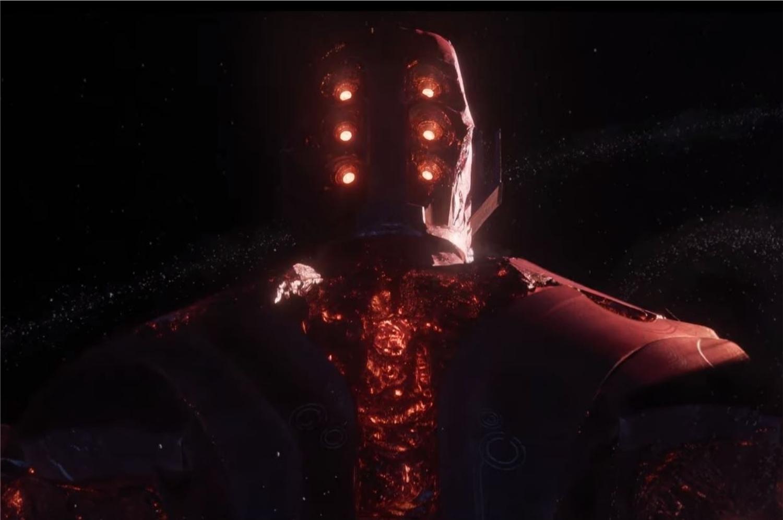 Cena do trailer final de Os Eternos (Imagem: Divulgação/Marvel Studios)