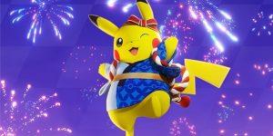 Pokemon Unite ganha data de lançamento no Android e no iOS (Imagem: Divulgação/Pokemon Unite   TiMi Studios)
