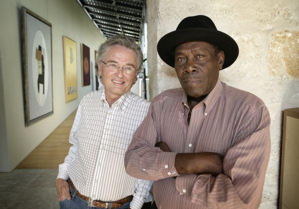 Os verdadeiros Ron Hall e Denver Moore (Imagem: Reprodução/Dallas News)