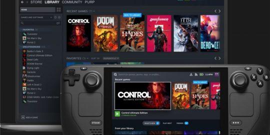 Steam Deck | Especificações, preços, jogos, data de lançamento e mais (Imagem: Divulgação/Valve)
