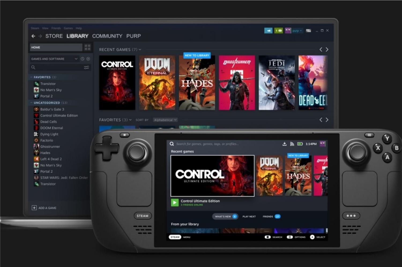 Steam Deck   Especificações, preços, jogos, data de lançamento e mais (Imagem: Divulgação/Valve)