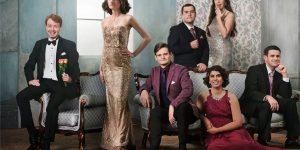 Os participantes da 1ª temporada deAmor no Espectro (Imagem: Divulgação/ABC | Netflix)