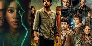 As melhores séries da Netflix lançadas em 2021