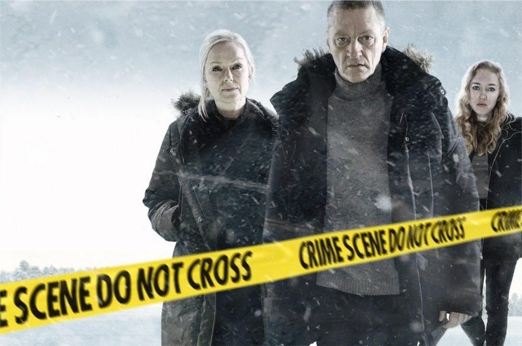 Imagem promocional da série Bordertown, sucesso da Netflix (Imagem: Divulgação/Fisher King Production | Netflix)