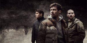 Imagem promocional do filme alemão Caça Invisível (Imagem: Divulgação/Netflix)