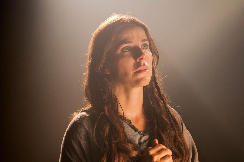 Cena da série bíblica Maria Madalena
