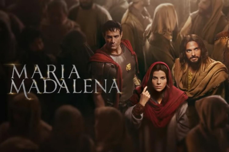 Conheça todos os detalhes da série bíblica María Magdalena