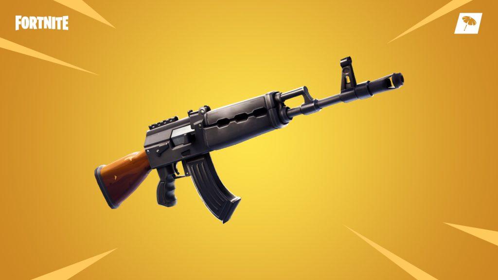 Rifle de assalto Pesado (Imagem: Divulgação/Epic Games)