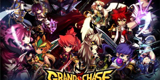 Tela de carregamento do Grand Chase Classic (Imagem: Divulgação/KOG Studios)