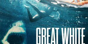 Imagem promocional de Great White, em português Grande Tubarão Branco (Imagem: Divulgação/Piccadilly Picutres | Netflix)
